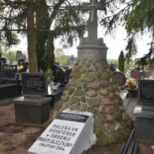 Oddali życie w obronie Ojczyzny, w walce z nawałą bolszewicką. Teraz Ich grób zostanie odnowiony