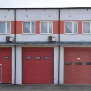 Środki ochrony osobistej dla strażaków z OSP Sochocin