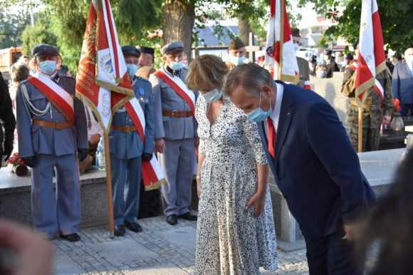 Sochocin: Uroczystości w 100. rocznicę wojny polsko-bolszewickiej [FOTO]