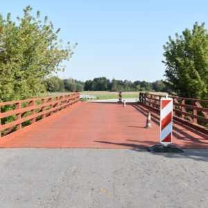 Zakończono remont mostu w Koliszewie