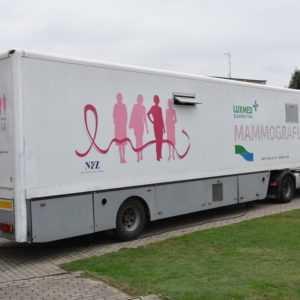 Badania mammograficzne w Sochocinie. Przebadano 43 kobiety