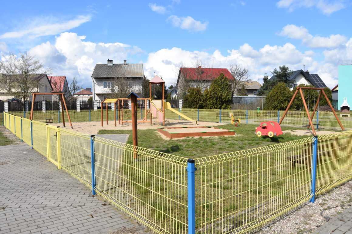 Od 1 maja plac zabaw przy Kwiatowej będzie ponownie otwarty