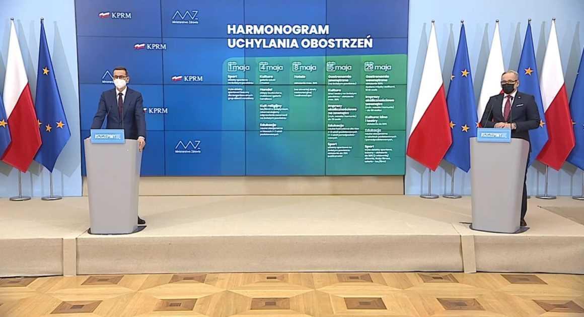 Rząd znosi obostrzenia w całej Polsce. Sprawdź harmonogram