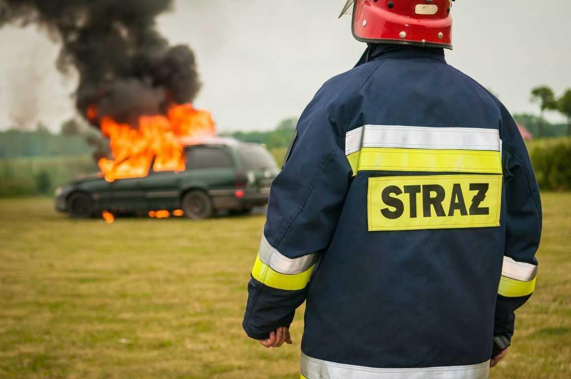 Dziś Międzynarodowy Dzień Strażaka