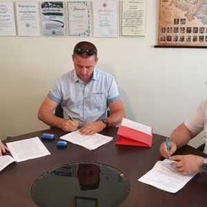 Umowa na modernizację drogi w Milewie i Żelechach podpisana