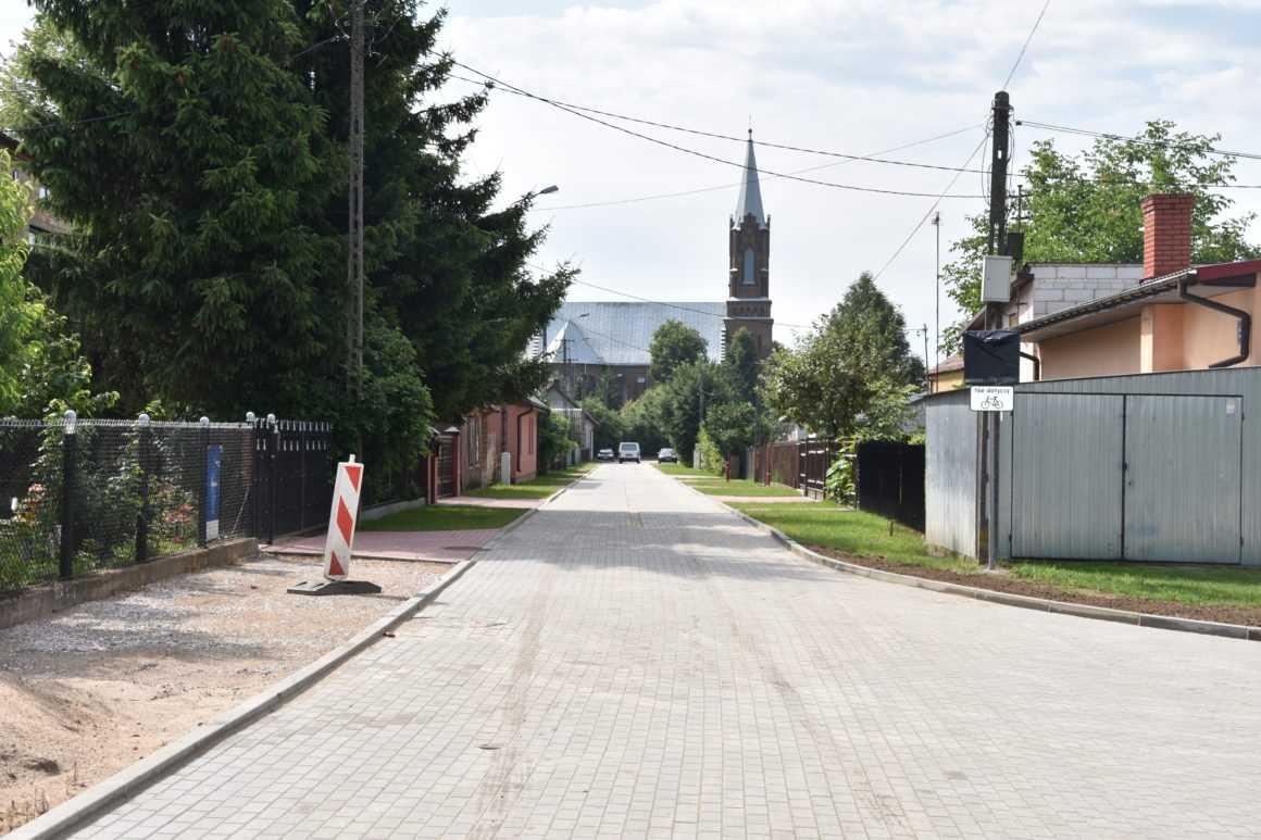 Zmiana organizacji ruchu na ulicy Zakościelnej