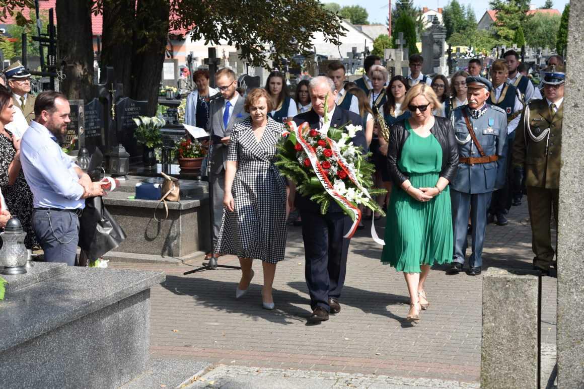 Sochocin: Uroczystości w 101. rocznicę wojny polsko-bolszewickiej [ZDJĘCIA]